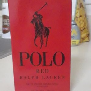 """POLO """"RED""""  BY RALPH LAUREN COLOGNE BRAND NWT!!"""